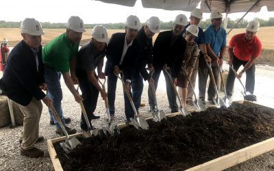 Tempur Sealy Breaks Ground at New Montgomery County Plant